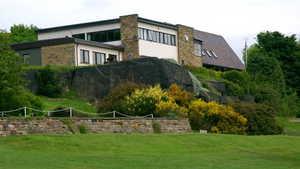 Rawdon GLTC: Clubhouse