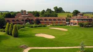 Abbey Hotel Golf & Spa: #8 & clubhouse