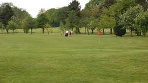 Kings Norton GC - Weatheroak: #11
