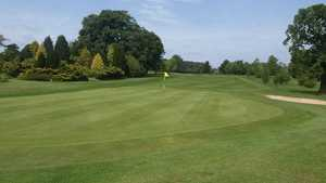 Kings Norton GC - Brock Hill: #9
