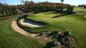 Waterfall at Meadows Farms GC: #9