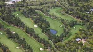 Captains GC: Aerial view