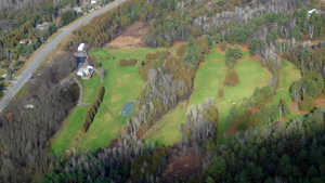 Roxburgh Glen GC: Aerial view