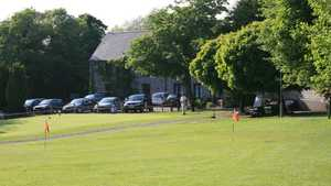St. Mary's GC: Clubhouse