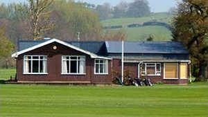 St. Giles GC: Clubhouse
