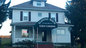 Sliding Rock GC: Clubhouse