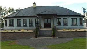 Strokestown GC: Clubhouse