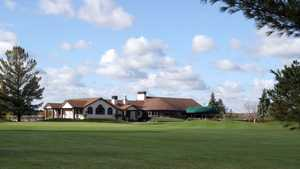 West Branch CC: Clubhouse