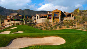 Chiricahua at Desert Mountain GC: Clubhouse