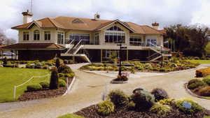 Royal Tara GC: Clubhouse
