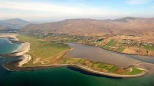 Mulranny GC: Aerial view