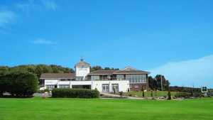 Waterford GC: Clubhouse