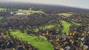 Eagle Crest: Aerial view