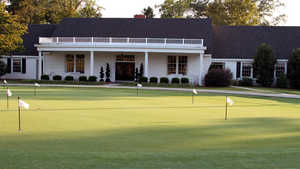 Chicora CC: Clubhouse