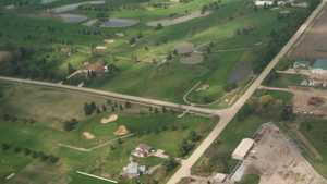 Tumbledown Trails GC: Aerial view