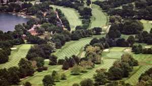 Battle Creek CC: Aerial view