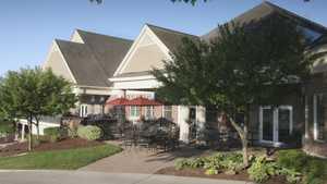 The Polo Fields - Ann Arbor: Clubhouse