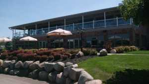 Fountains GC: Clubhouse