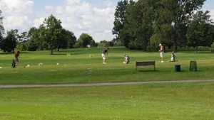 Cornwall GCC: Driving range