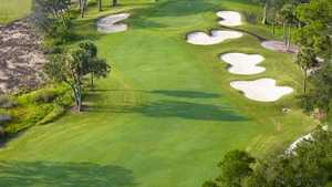 Plantation at Landings Club: Aerial view
