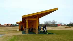 GC Zavidovo PGA National Russia: Driving range