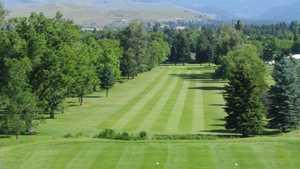 University of Montana GC