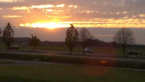 Prairie Trace GC: Driving range