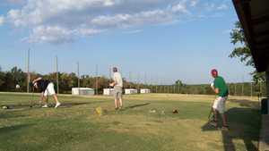 Twin Oaks GC: Practice area