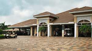 Bocaire CC: Clubhouse