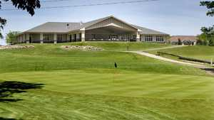 Copper Creek GC: Clubhouse