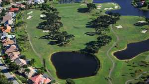 Stonebridge GCC: Aerial view