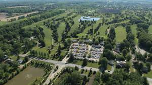 Bob O' Link GC: Aerial view