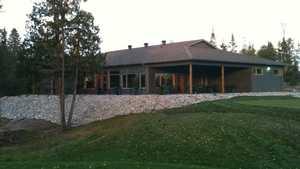 Osprey Links: Clubhouse