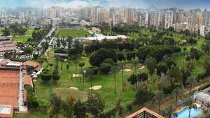 Alexandria SC: Aerial view