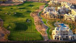 Madinat Makadi GR - Short: Aerial view