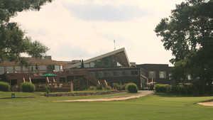 Cross Creek Resort: Clubhouse