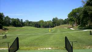 Country Side GC: Driving range