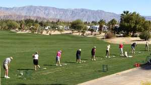 The Springs at Borrego: Driving range