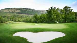 Loch Lomond GC: 11th green