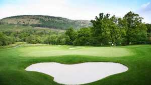 Loch Lomond GC: 11th green