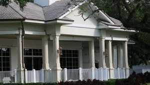 Grande Oaks GC: Clubhouse