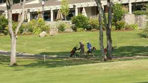 Rogue Valley CC: Clubhouse
