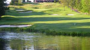 Mountain Valley GC: Clubhouse