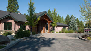 Bailey Creek GC: Clubhouse