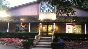 Cedar Creek Family GC: Clubhouse