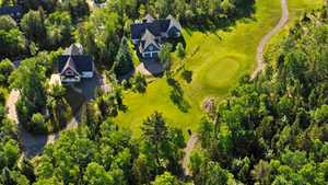 Mont Tremblant Resort - Le Geant: Aerial view
