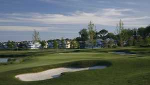 Peninsula on the Indian River Bay GC