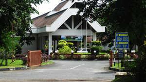 Desa Rantau Petronas GC: Clubhouse