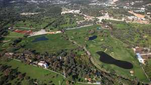 Bodrum GC: Aerial view