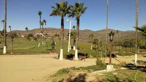 Rancho Tecate CCR: Practice area
